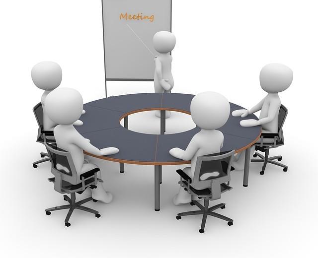 Presentation meeting